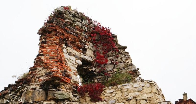 zamek rogowiec